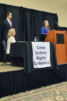 KDOC Director Audrey Cress honored for helping victims of crime